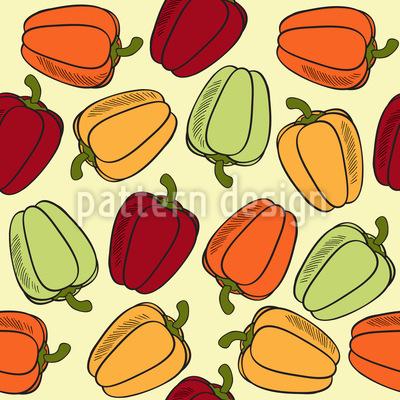 Für Gemüse-Liebhaber Designmuster