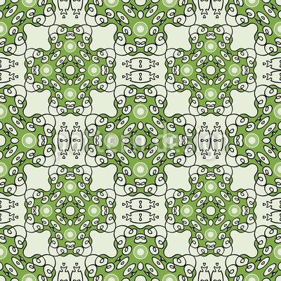 Gekachelte Kreuze Nahtloses Vektor Muster