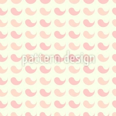 Paisley Tropfen Vektor Muster