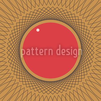 Runde Formen Designmuster