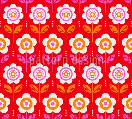 Poptanik Florella Muster Design