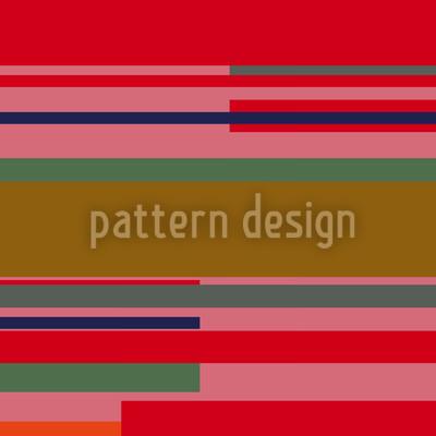 Streifen Rot Und Pink Nahtloses Muster