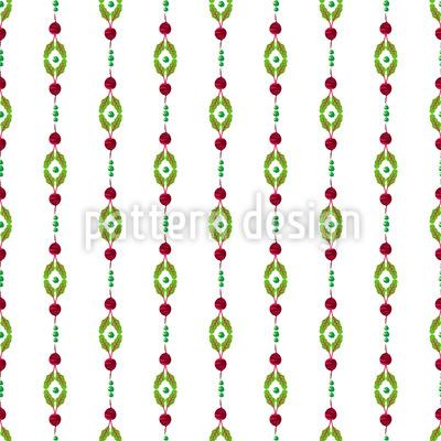Rüben-Kette Vektor Muster