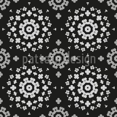 Blumen zum Verlieben Muster Design