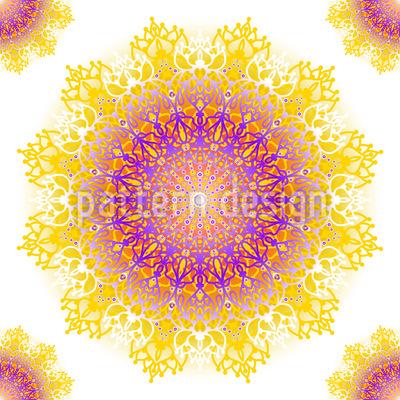 Ausbreitung von Licht Designmuster