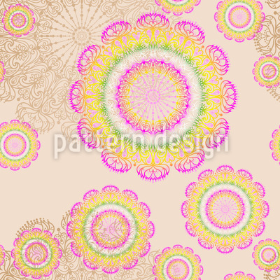 Shine bright Vector Pattern