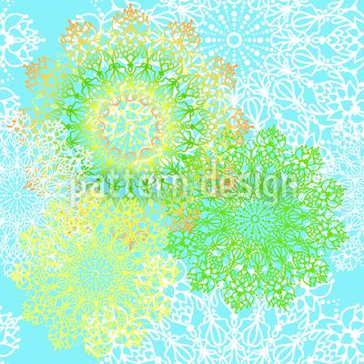 Meditative Repeat Pattern