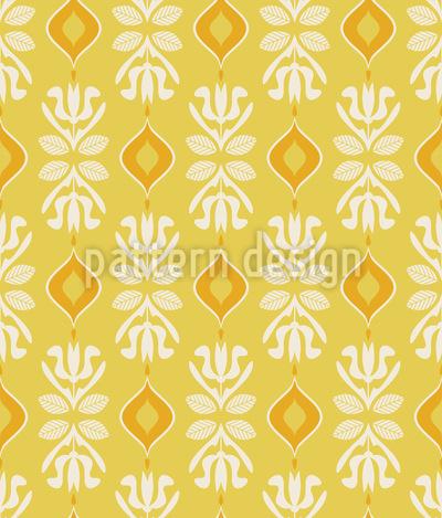 Vintage und Floral Designmuster