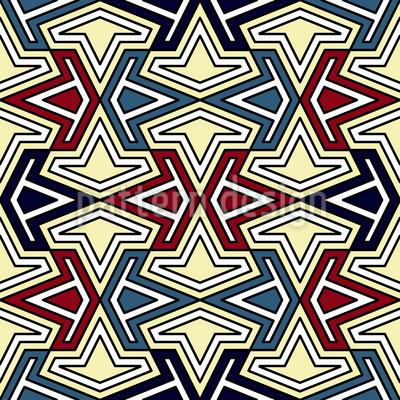 indianische inspiration vektor ornament