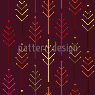 Wald Der Zweige Muster Design