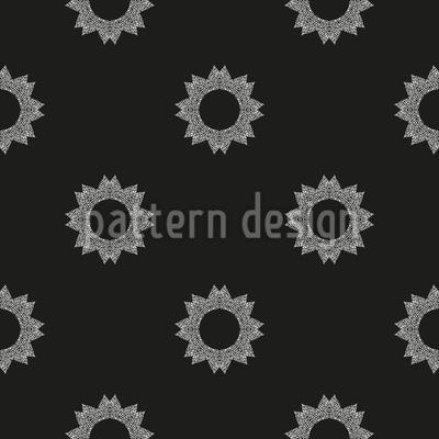 Aborigine Sterne Rapportiertes Design