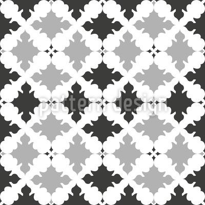 Karierte Ornamente Vektor Muster