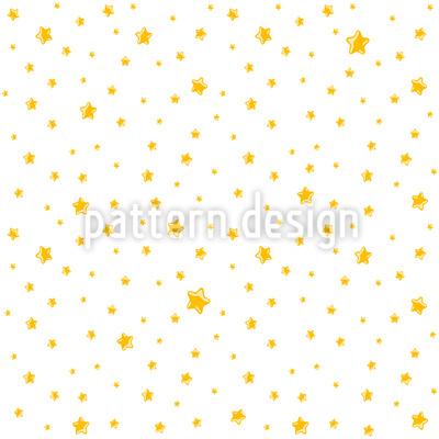 Niedliche kleine Sterne Muster Design