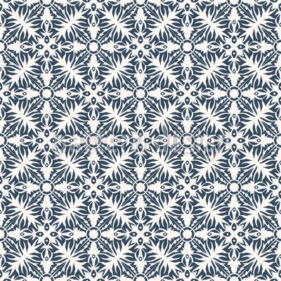 Einfache Pracht Muster Design