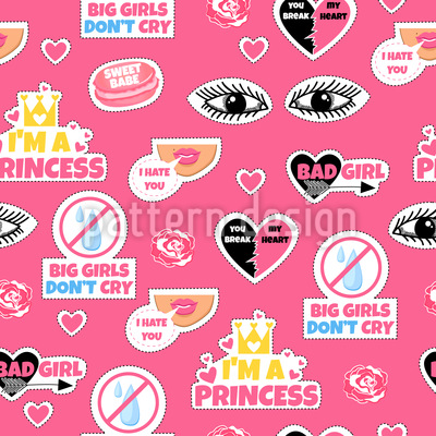 Cool Stickers For Girls Repeat