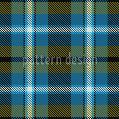Plaid Streets Design Pattern