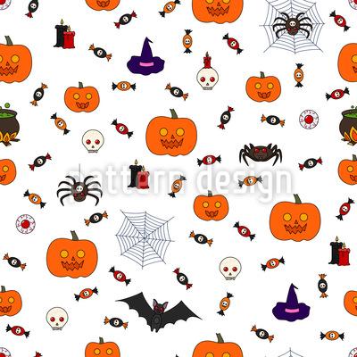 Über Halloween Designmuster