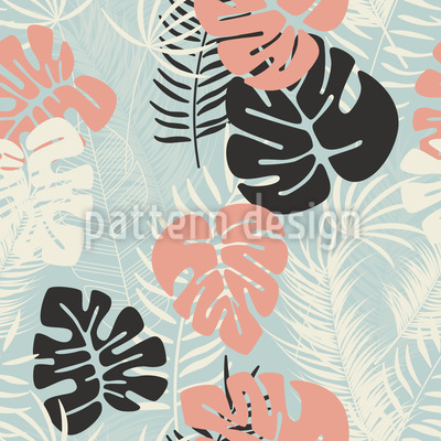 Exotic Mood Seamless Vector Pattern Design