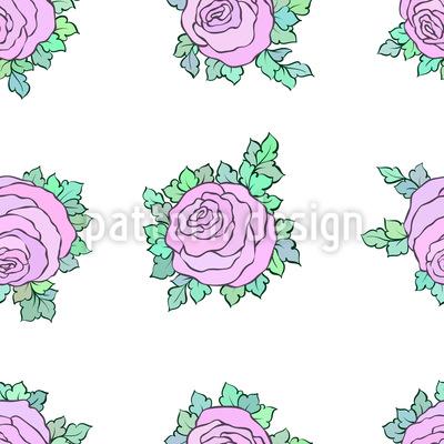 Rosenmarsch Muster Design