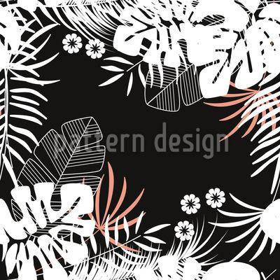Manege Für Tropen Rapportiertes Design