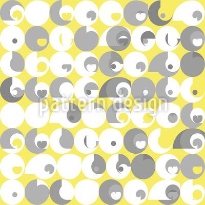 Kreise Spaß Musterdesign