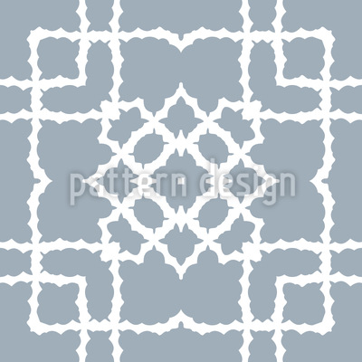 Overlay Corners Seamless Pattern