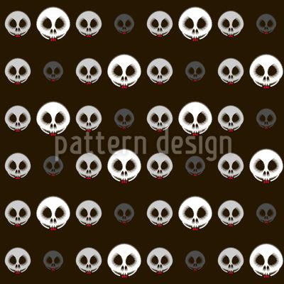 ゴースト・オブ・ダークネス シームレスなベクトルパターン設計