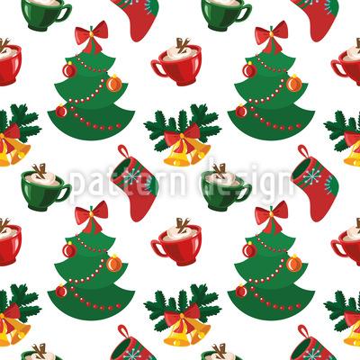 Besinnliche Weihnachtszeit Rapportmuster
