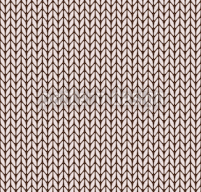 Knitting Liesl Seamless Vector Pattern