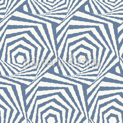 Geometrie-Kreisel Designmuster