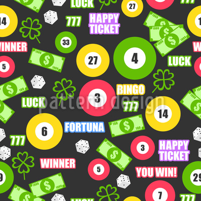 Lottery Repeat Pattern
