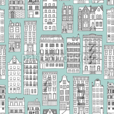Häuser Formen Designmuster