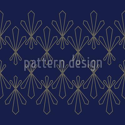 Juwel Nahtloses Muster