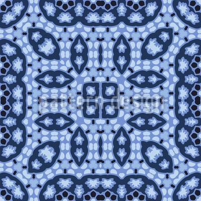 Gekachelte Fliesen Vektor Muster