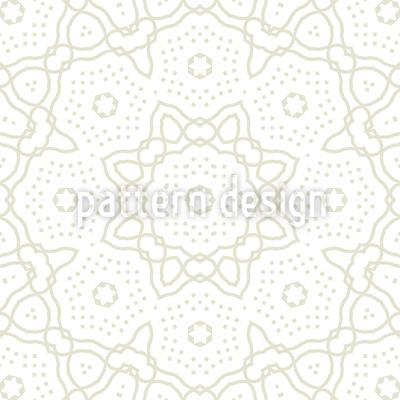 Die Idee einer Blume Muster Design