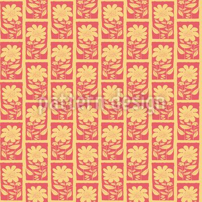 Sonnenblumen Stempel Rapport