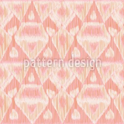 Wasserfall Ikat Muster Design