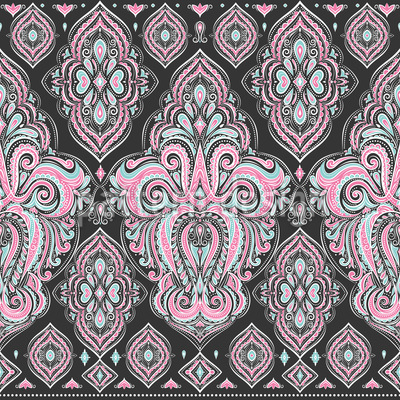 Boheme Muster Design