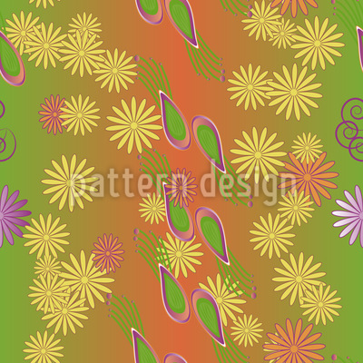 Bellies Paradise Pattern Design