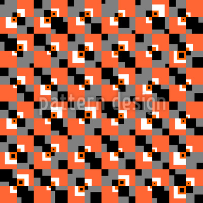 Chessboard Vector Pattern