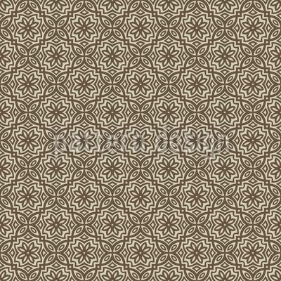 Elegant Twenties Seamless Pattern