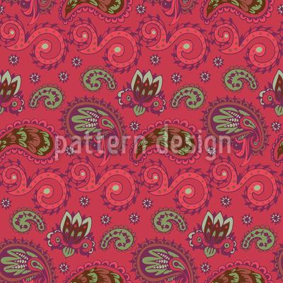 Schnörkel und Paisley Vektor Design