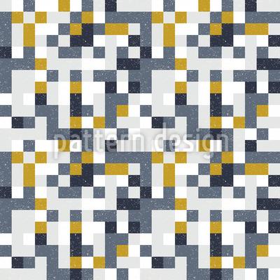 Pixel und Textur Vektor Muster