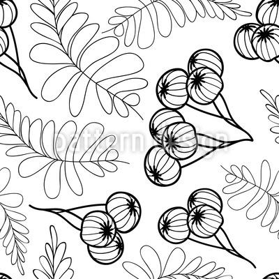 Naturgüter Vektor Muster