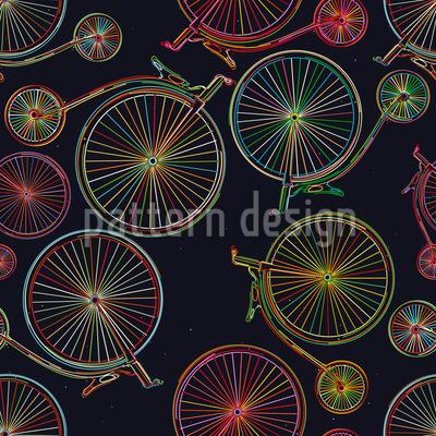 Laser Hochrad Vektor Design