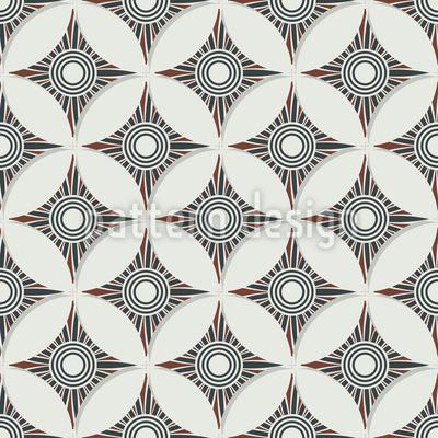Schneiden Von Kreisformen Muster Design