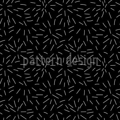 Gekritzelfeuerwerk Vektor Design
