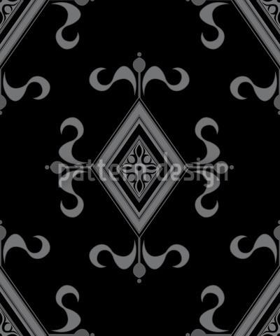 Gothic Black Repeat
