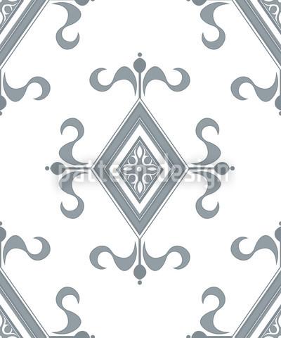Gothic Grey Pattern Design