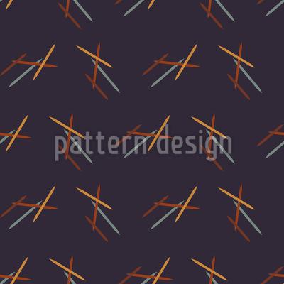 Spostamento delle linee disegni vettoriali senza cuciture